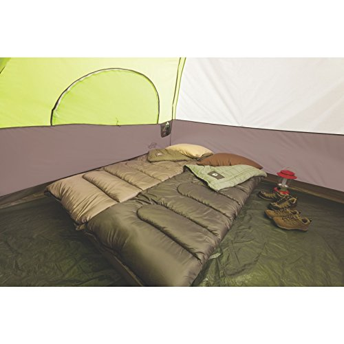 Coleman Montana 8-Person Tent, Green by Coleman (Image #5)