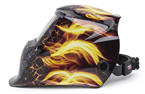 Lincoln Electric VIKING 1740 Ignition Auto Darkening Welding Helmet K4375-2 by Lincoln Electric (Image #3)