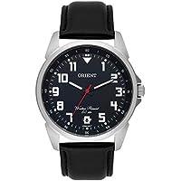 Relógio Orient Masculino Ref: Mbsc1031 P2px Social Prateado