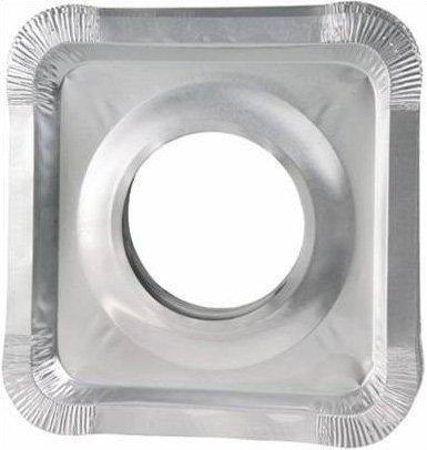 Hanamal Stove Guard Aluminum Foil Square Gas Burner