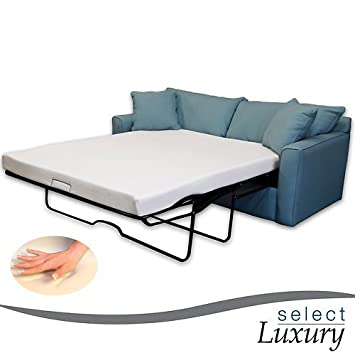 Amazon New Life 4 5in Memory Foam Mattress Pullout Bed for