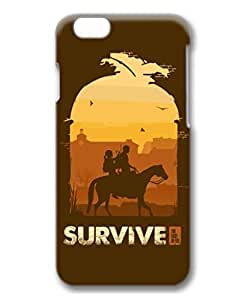 iCustomonline iPhone 6 Plus Custom The Last of Us 3D Hard Back Cover Case for iPhone 6 Plus (for 5.5 inch)