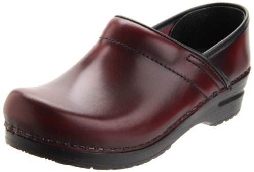 - Sanita Men's Professional Cabrio Clog,Bordeaux,44 EU/10.5 M US