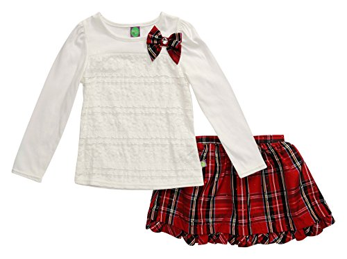 Dollie Me Girls Tiered Woven