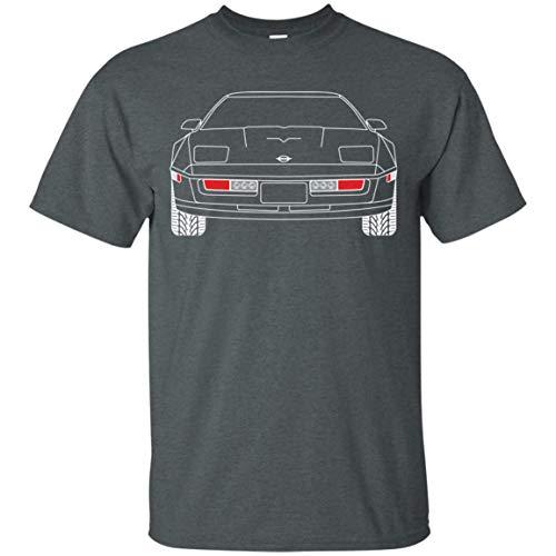 WheelSpinAddict C4 Chevy Corvette T-Shirt