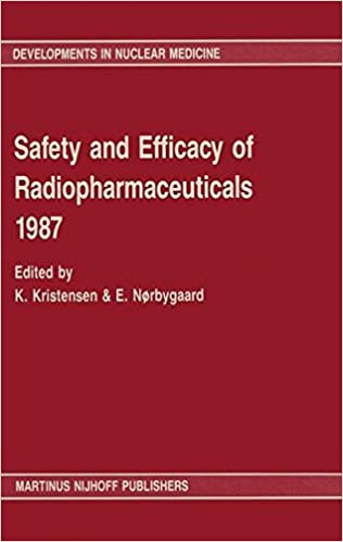 Safety and efficacy of radiopharmaceuticals 1987