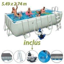 piscine tubulaire 549 x 132