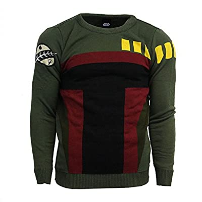 Official Boba Fett Star Wars Jumper / Sweater for sale