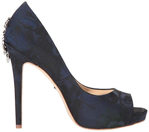 cheapest price Badgley Mischka Women's Marcia Pump Midnight Brocade discount fake sale online discount pre order sneakernews sale online gifCllZ