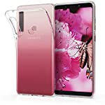 GOOSPERY Funda Case para Samsung A9 (2018) Protector Jelly Case Suave, Color Transparente