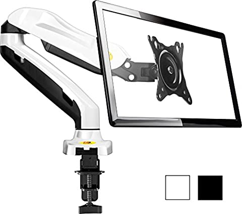 North Bayou Monitor Desk Mount Full Motion Mounting Arm for