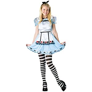 Alice costume large toys games for Halloween costume ideas for 12 year olds