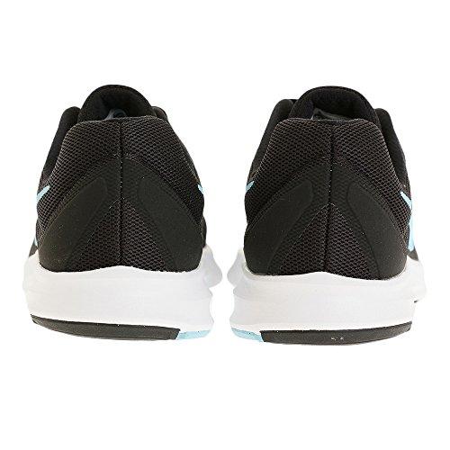 Downshifter Pour Femme Nike 7 Noir / Polarisé Bleu-blanc