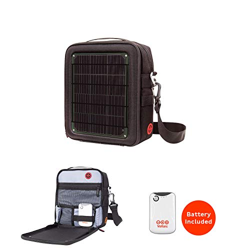 Voltaic 1027 Switch 6W Solar Charger, Gray ()