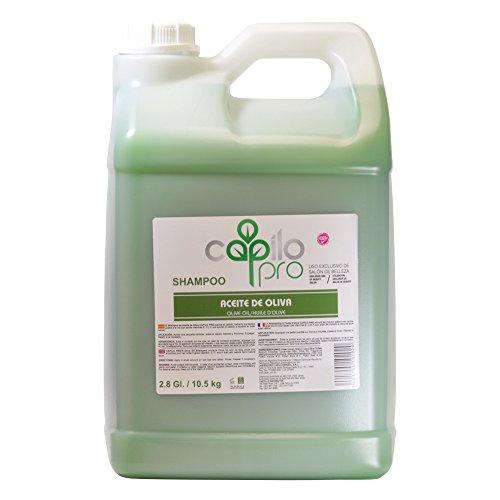 Capilo Pro Olive Oil (Aceite De Oliva) Shampoo 2.8gal / 10.5 kg - Shampoo Oliva Olive Oil