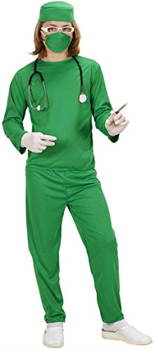 Children's Surgeon 158cm Costume Large 11-13 Yrs (158cm) For Er Gp Hospital ()