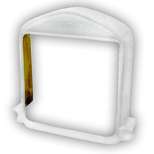 Extra Deep Fiberglass Model T-Bucket Radiator Grille Shell (Bucket Radiator T)
