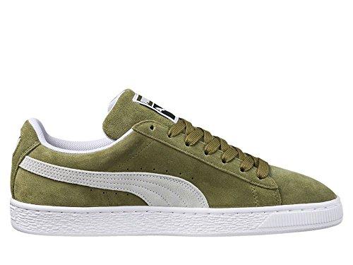 Basse Classic – Suede Unisex Verde Sneaker Adulto Puma fpRtaxwFqq