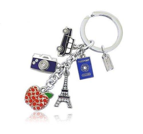 Coach Travel Passport Vacation Eiffel