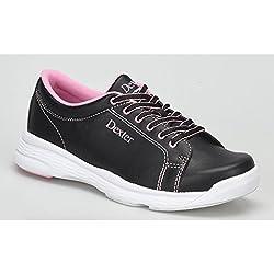 Dexter Womens Raquel V Bowling Shoes- Blackpink (9)