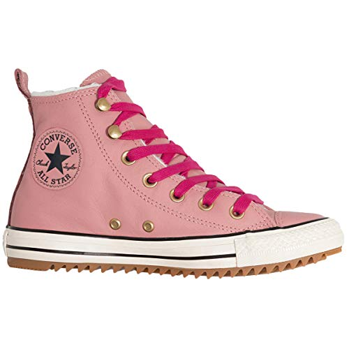 Converse Chuck Taylor All Star Hiker Boot Sneaker, Rust Pink pop, 7 M US