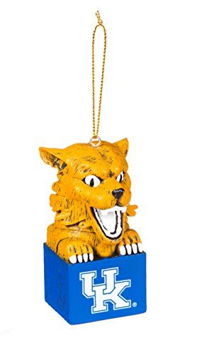 Woman Christmas Ornament - Team Sports America University of Kentucky Team Mascot Ornament