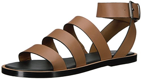 Vince Women's Macey Flat Sandal, Cedar, 8.5 M - S.com Macey