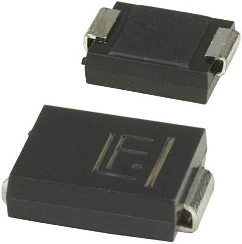 Pack of 100 TVS DIODE 5V 9.2V DO214AB