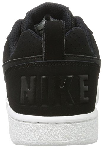 Low Wmns noir Femme Court noir Baskets Borough blanc Noir Nike qAptwHq
