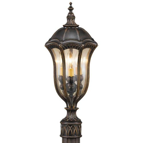 Feiss OL6007WAL, Baton Rouge Outdoor Post Lighting, 180 Total Watts, (Murray Feiss Pier)