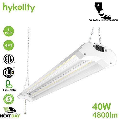 Hykolity LED Shop Garage Hanging Light