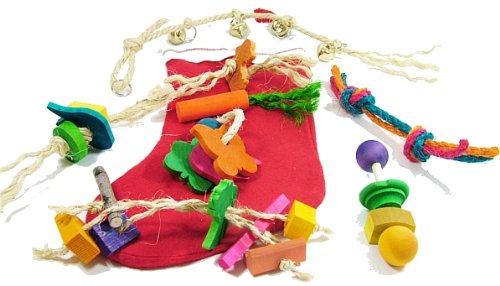 Rabbit Christmas Stocking by Happy Rabbit Toys (Image #1)