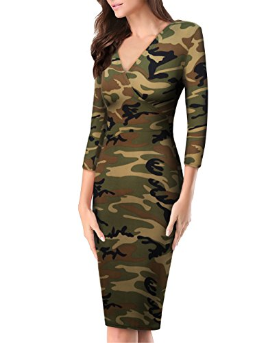 camouflage dress - 3