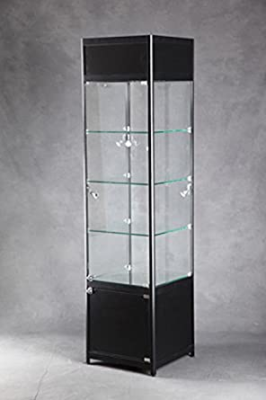 Amazon.com: Aluminum framing Square Lighted Tower Display