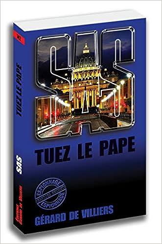 Ebook epub SAS 142 Tuez le pape