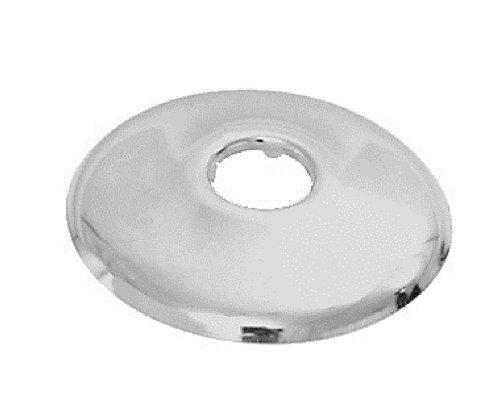 Oatey 1099B Dearborn Brass Low Pattern Flange 5/8-Inch O.D. for 1/2-Inch Nominal, Chrome Plated