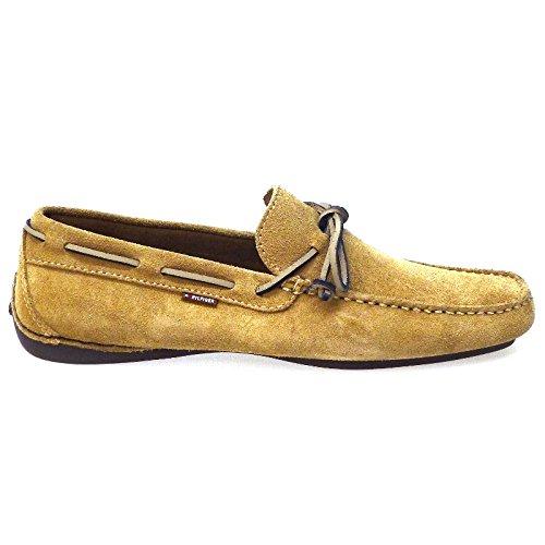 Tommy Hilfiger Zapatos Hombre Mocasines Naúticos Anthony4a Arena: Amazon.es: Zapatos y complementos