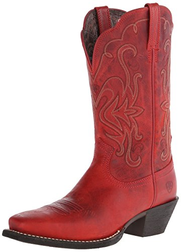Ariat Womens Legend Western Cowboy Boot Redwood