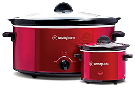 Westinghouse WSC801RD 8-Quart Slow Cooker – I'm very fond of my favorite cooking in the pan