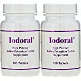 Iodoral (High Potency Iodine) 12.5 Mg (180 (pack of 2))