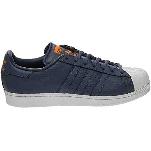 Adidas Originals Scarpe Da Ginnastica Herren Superstar Blu Ray S75881 Blau