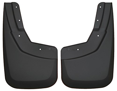 (Husky Liners Rear Mud Guards Fits 06-09 Trailblazer LT)