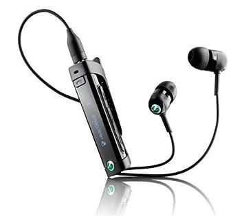 SONY ERICSSON Kit auriculares estéreo Bluetooth con radio FM MW600: Amazon.es: Electrónica