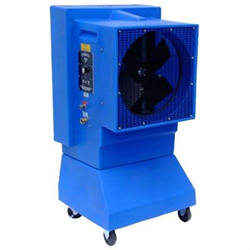 Maxxair EC18DVS Variable Speed Portable Evaporative Cooler, 110V