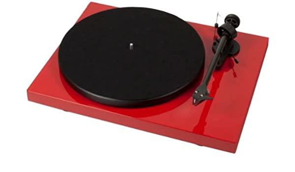 Pro-Ject Debut Carbon (DC) 2M Red: Amazon.es: Electrónica