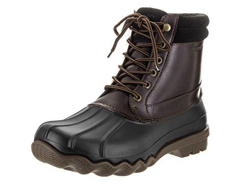 Blk Amretto Boot Sperry Rain Sider Men's Top Brewster FqzwgYRz