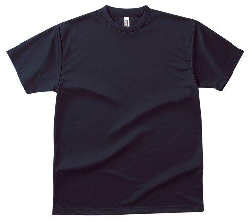 (グリマー)glimmer 4.4オンス ドライTシャツ(クルーネック) 0...