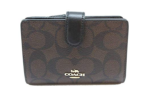 Coach Signature Medium Corner Wallet product image
