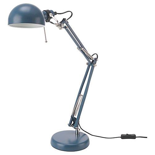 Amazon.com: IKEA FORSA - Lámpara de trabajo con bombilla LED ...