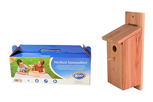 Duvo Kit Bird Breeding Cage in Wood 3 Parts